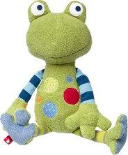 """Жабка - Плюшена играчка от серията """"Sweety"""" -"""