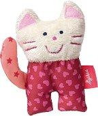 Коте - Мека бебешка играчка -