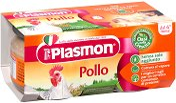 Plasmon - Пюре от пилешко месо - продукт