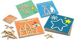 Вълшебни пръчици - Детска образователна игра -