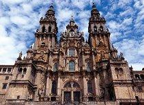 Катедралата Свети Яков, Испания - пъзел