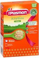 Plasmon - Каша Пръстенчета - Опаковка от 340 g за бебета над 6 месеца - продукт