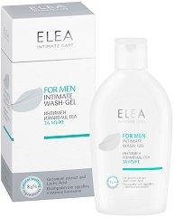 Еlea Intimate Care For Men Wash Gel - Интимен измиващ гел за мъже - душ гел