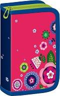 Несесер с ученически пособия - La Belle Fleur - кутия за храна