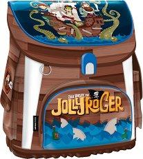 Ученическа раница - Jolly Roger - детски аксесоар