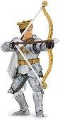 """Принц с лък и стрела - Фигура от серията """"Рицари"""" -"""