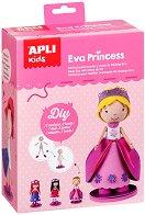Направи сама - Кукла принцеса - Творчески комплект - творчески комплект