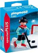 """Хокей на лед - Детски конструктор от серията """"Special: Plus"""" -"""