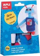 Направи сам - Робот - Творчески комплект - творчески комплект
