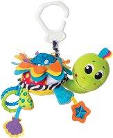 Костенурка - Играчка за детска количка или кошара -
