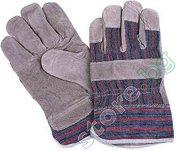 Работни ръкавици от телешка кожа - Gull