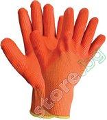 Зимни ръкавици - Orange - Комплект от 12 броя
