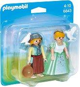 Принцеса и помощница - играчка