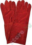 Работни ръкавици от телешка кожа - Размер 10.5 (27.5 cm)