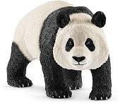 """Гигантска панда - мъжка - Фигура от серията """"Животни от дивия свят"""" - фигура"""