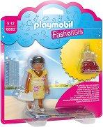 Момиче с летни дрехи - играчка