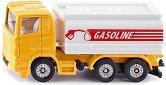 """Камион цистерна - Метална играчка от серията """"Super: Transport"""" - играчка"""
