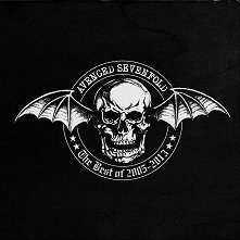 Avenged Sevenfold - The Best of 2005 - 2013 - 2 CD - компилация