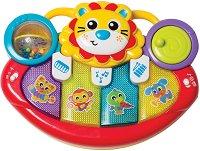 """Пиано - Лъвче - Детска музикална играчка от серията """"Jerry's Class"""" - играчка"""