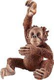 """Орангутан - бебе - Фигура от серията """"Светът на дивите животни"""" - фигура"""