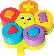 """Цветенце - Детска играчка за нанизване от серията """"Jerry's Class"""" -"""