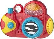 """Детска играчка - Камера - С музикален и светлинен ефект от серията """"Jerry's Class"""" -"""
