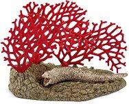 """Бърлога на змиорка - Комплект фигура и аксесоар от серията """"Животни от дивия свят"""" -"""