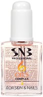 SNB 6 Oils Complex for Skin and Nails - Комплекс 6 масла за ръце и нокти - лак