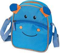 Чанта за рамо - Хипопотамче -