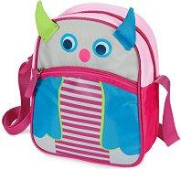 Чанта за рамо - Бухалчето Emilie - детски аксесоар