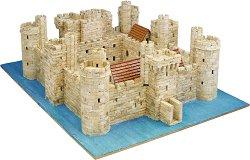 Замъкът Боудиъм - Сглобяем модел от тухлички -