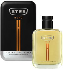 STR8 Hero After Shave Lotion - Лосион за след бръснене - душ гел