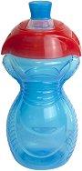 """Неразливаща се чаша с мек накрайник - 296 ml - За бебета над 9 месеца от серията """"Click Lock"""" -"""