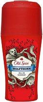 """Old Spice Wolfthorn Roll-On Deodorant - Мъжки ролон дезодорант от серията """"Wolfthorn"""" -"""