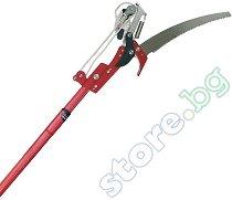 Овощарска ножица с трион - С телескопична дръжка