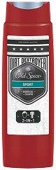 Old Spice Odor Blocker Shower Gel Sport All Day Freshness - душ гел