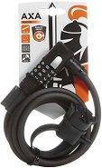 Катинар с шифър - AXA Newton 150 mm - Аксесоар за велосипед - продукт