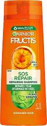 Garnier Fructis SOS Repair Shampoo - маска