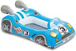 Надуваема детска лодка - Кола - играчка