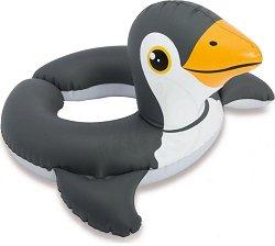 Надуваем детски пояс - Пингвинче -