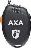 Катинар с шифър - AXA Roll Retractable - Аксесоар за велосипед - продукт