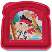 Кутия за храна - Джейк и пиратите от Невърленд - играчка