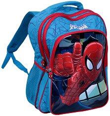 Ученическа раница - Spiderman - раница