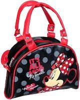 Чанта с дръжки и презрамка - Мини Маус - творчески комплект