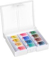 Акварелни бои - Комплект от 12 цвята x 2.5 ml от серията White Nights - продукт
