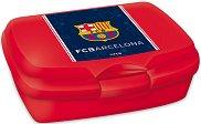 Кутия за храна - ФК Барселона - играчка