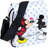 Чанта за рамо - Мини и Мики Маус - кукла