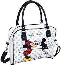 Чанта за рамо - Мини и Мики Маус - пъзел