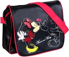 Чанта за рамо - Мини и Мики - пъзел