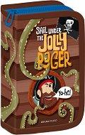 Несесер с ученически пособия - Jolly Roger - детски аксесоар